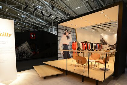 Killy Stand ISPO Munich