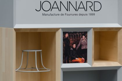 Joannard Scarfs Display