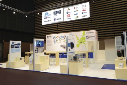 CCI Ain Stand Solutrans Lyon