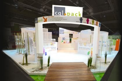 CGL PACK Stand Salon de l'emballage Paris