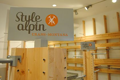 Style Alpin Magasin